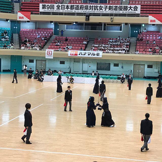 都道府県女子を観に来て、岐阜優勝。胆力大事_φ(・_・ (Instagram)