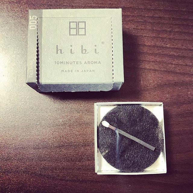 棍を詰める お香を焚く 気分を変える (Instagram)
